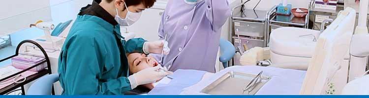 oral cheeckup